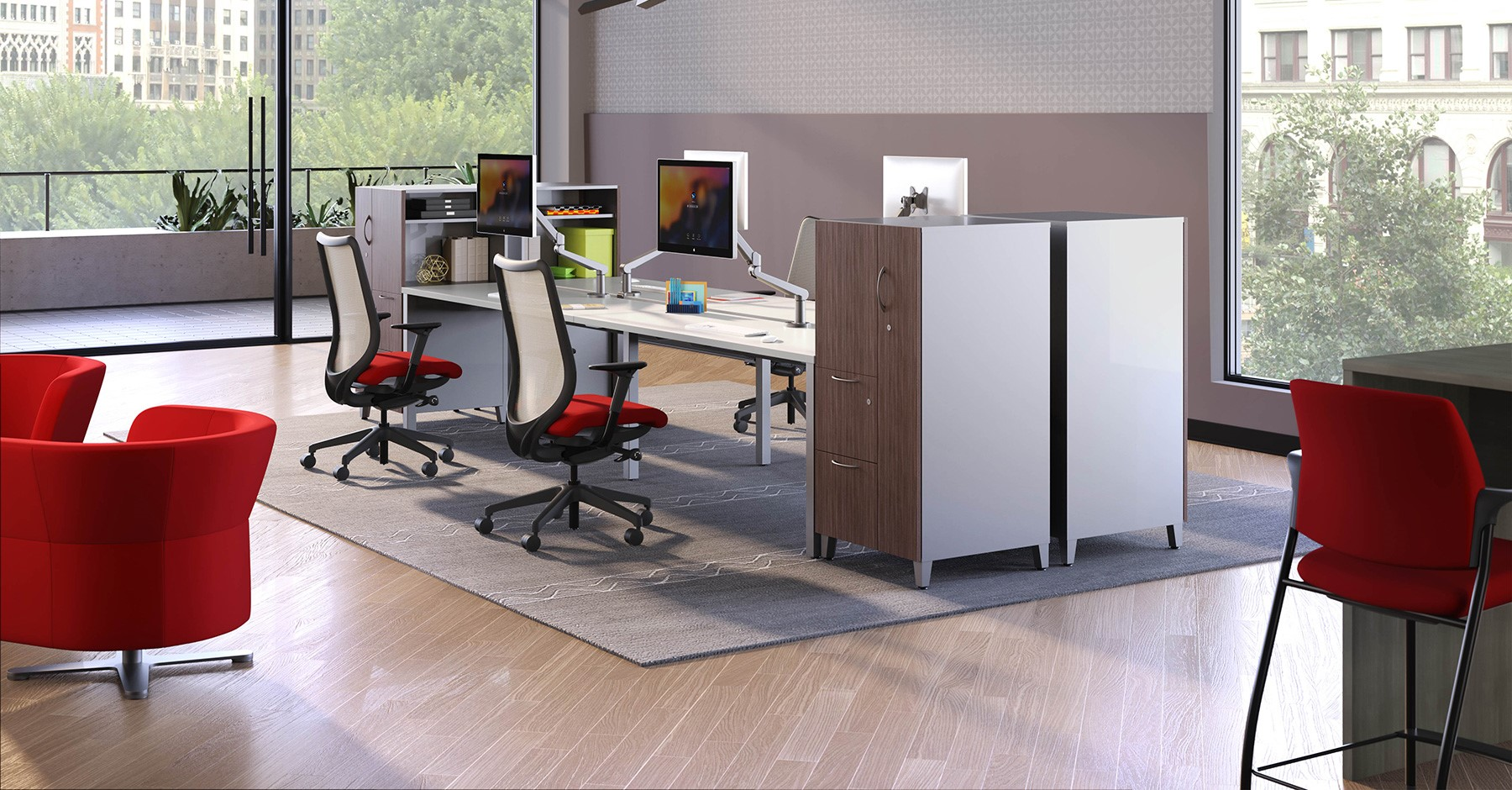 We Make Workspaces That Are Simple Fast Affordable