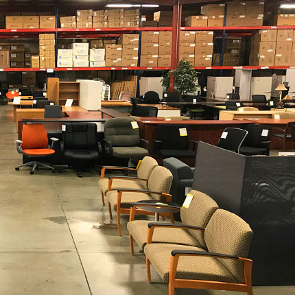 Pre-Owned Office Furniture