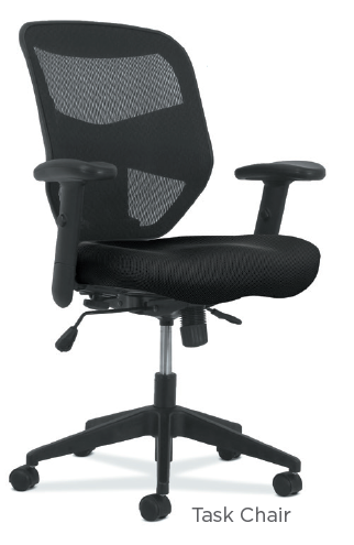 HON Prominent High-Back Task Chair