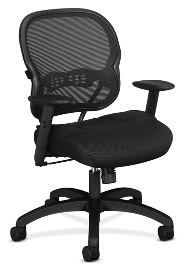 HON 712 Wave Midback Mesh Task Chair