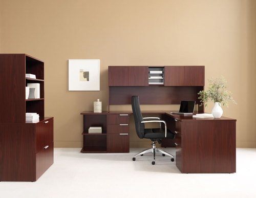 Hon Voi Desk, Return, Lateral File