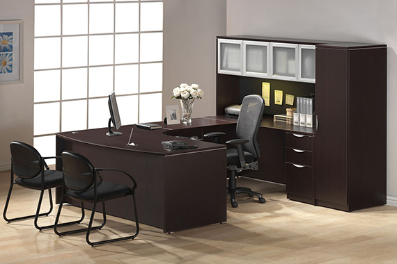 Harmony Collection U-Shape Desks
