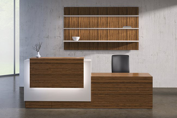 National Tessera Reception Desk