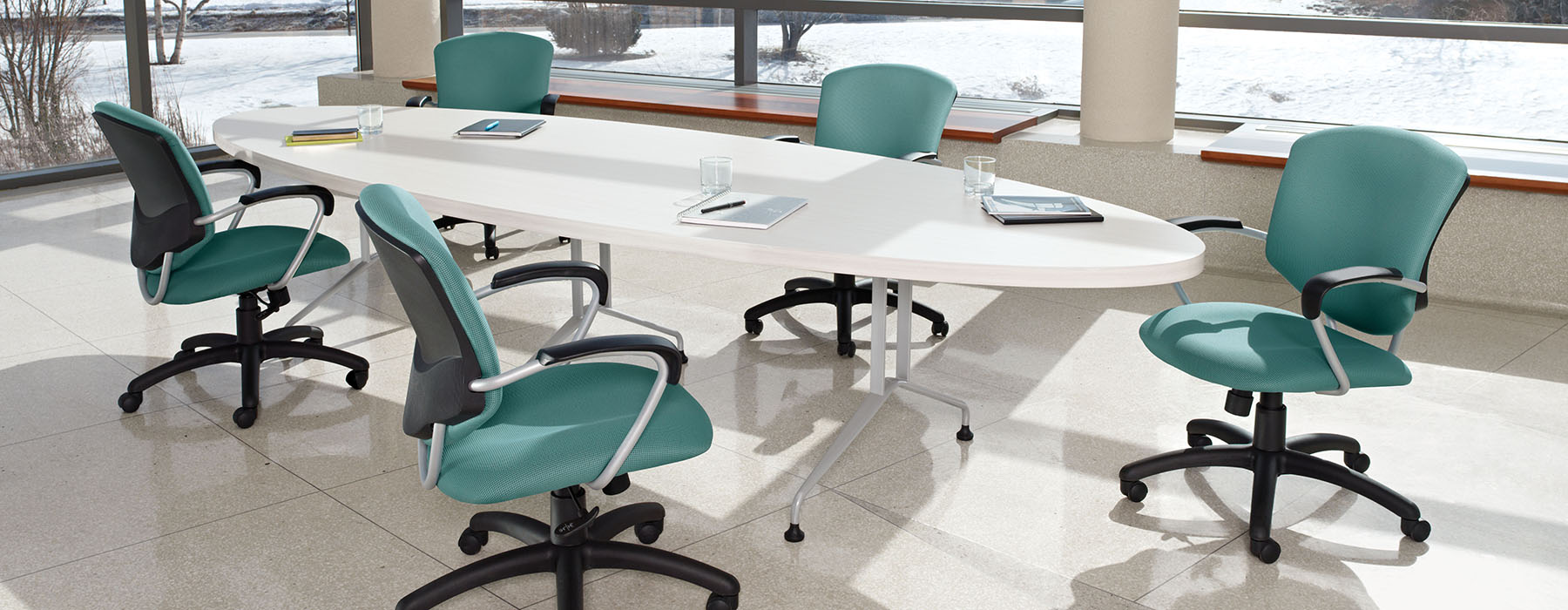 Business Furniture Warehouse New Office Furniture - Global conference table